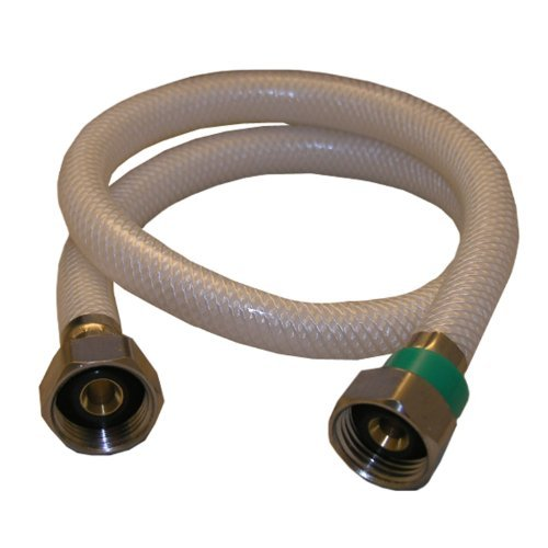 LASCO 10-2437 1/2-Inch IPS by 1/2-Inch IPS by 36-Inch Plastic Supply Flex Hose Connector by LASCO -