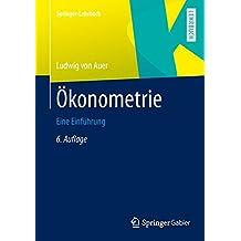 Ökonometrie: Eine Einführung (Springer-Lehrbuch)