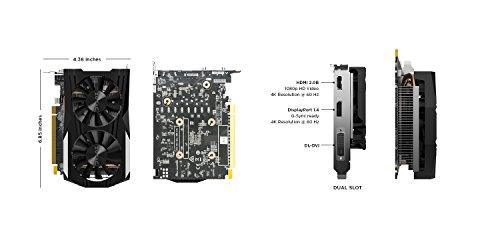 Zotac-Geforce-GTX-1050-Ti-ZT-P10510B-10L-OC-Grafikkarte-4GB