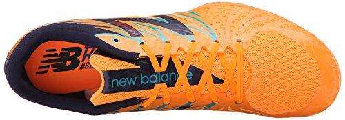 New Balance MD500v4 Middle Distance Course à Pied à Pique Orange