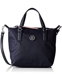 Tommy Hilfiger Damen Poppy Small Tote Shopper, 23x15x22 cm