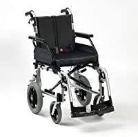 """Drive DeVilbiss Healthcare Enigma XS2 Aluminium Transit Wheelchair with 20"""" Seat Width"""
