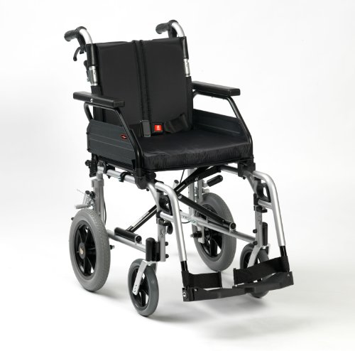 drive-medical-xs2ts20sil-transit-fauteuil-roulant-51-cm