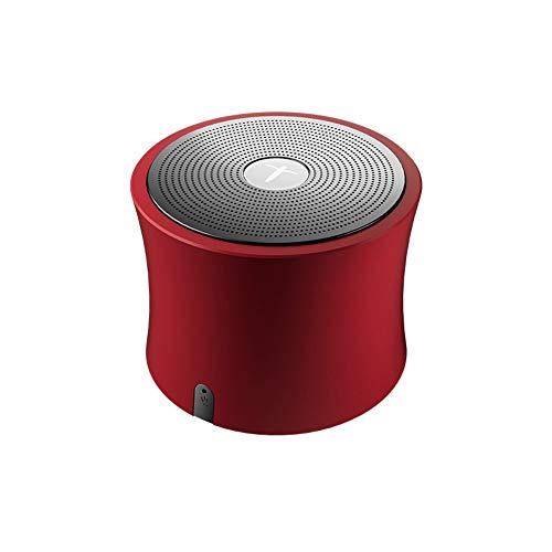 XSCZJL Altavoz Bluetooth inalámbrico Teléfono para el automóvil Mini Smart Mini Altavoz...
