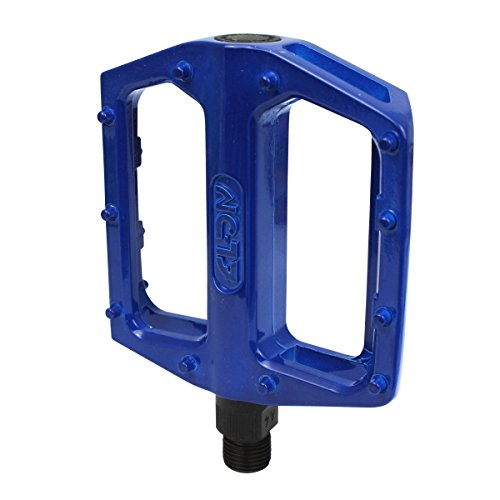 NC-17 STD Zero Pro Aluminium Plattform Pedale / Fahrrad Pedale MTB / Mountainbike Pedal / BMX Pedal / widerstandsfähig, super leicht/ feste Pins