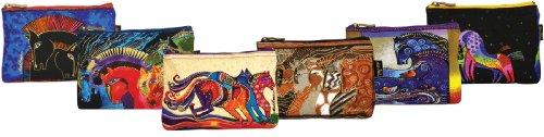 laurel-burch-9-x-1-x-6-inch-horse-designs-cosmetic-bag-zipper-top-assortment