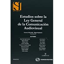 Estudios sobre la Ley General de la Comunicación Audiovisual (Especial)