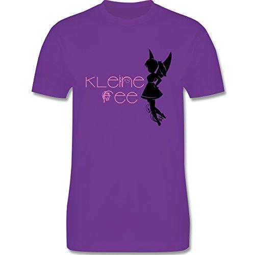 Statement Shirts - Kleine Fee - Herren Premium T-Shirt Lila