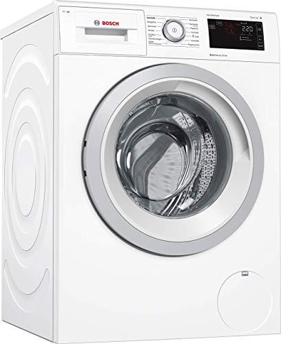 Bosch WAT28641 Serie 6 Waschmaschine Frontlader / A+++ / 137 kWh/Jahr / 1400 UpM / 8 kg / weiß / i-DOS intelligente Dosierautomatik / EcoSilence Drive