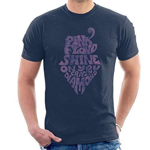 Pink Floyd Shine On You Crazy Diamond Men's T-shirt, S to XXL
