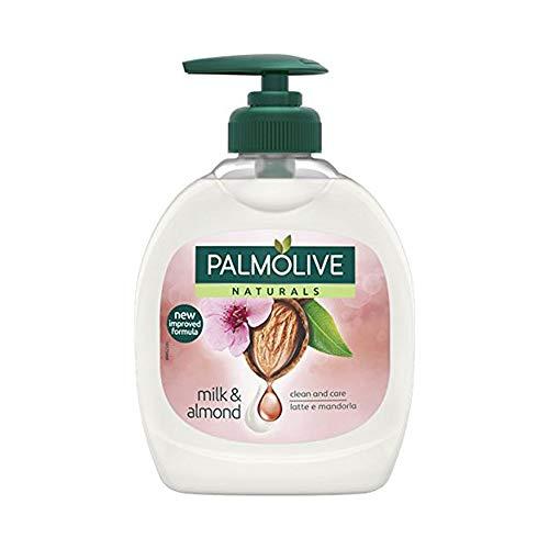 Sapone liquido mani Palmolive Latte e Miele 2 pezzi x 300 ml