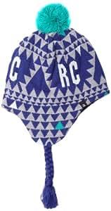RIP CURL Peruvian Beanie Boy's Hat Mazarine Blue One Size