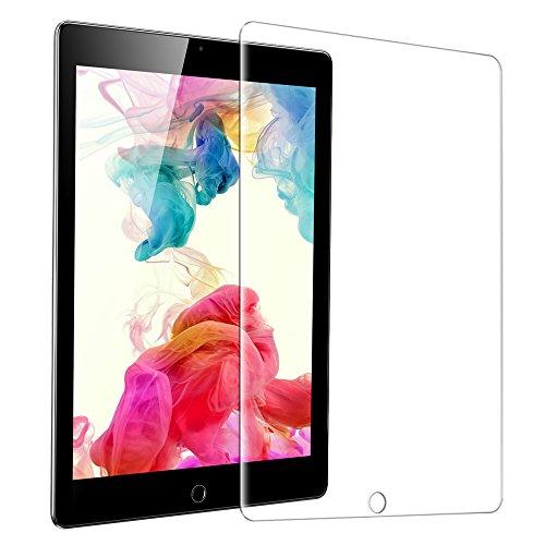 ESR iPad 2/iPad 3/iPad 4 Protector Pantalla [9H Dureza] Anti-Huellas Dactilares, Anti-Arañazos [Garantía de por Vida] Protector Pantalla Cristal Templado