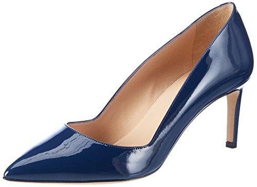 HUGO Damen Hellia-P 10191381 01 Pumps, Blau (Open Blue), 40 EU