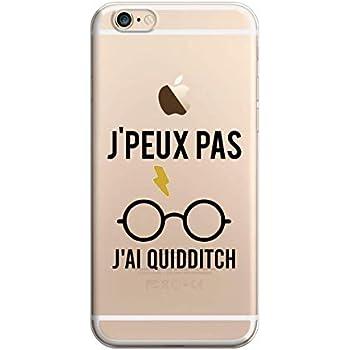 coque iphone xr harry potter transparente