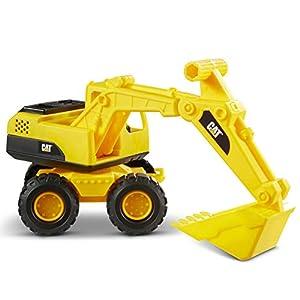 CATERPILLAR, Excavadora 18cm Tough Vehículos de construcción (AJ 1)