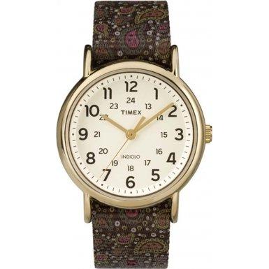 Timex Originals Tw2p81200 Weekender Paisley Damenuhr Nylon