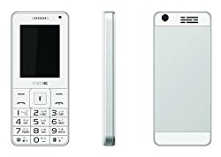 Forme F Fone Selfie Camera Wireless FM 1500mAh Battery (White)