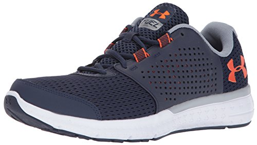 Under Armour Ua Micro G Fuel Rn, Scarpe Running Uomo Blu (Midnight Navy)