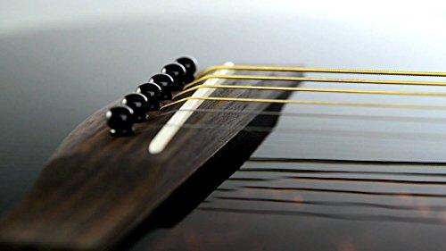 Yamaha F370 Akustikgitarre schwarz - 5