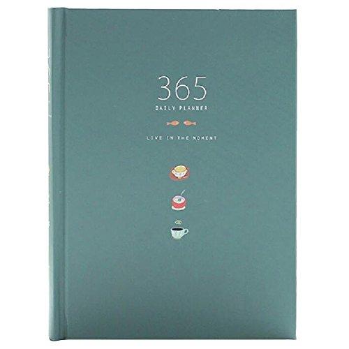 Life bis Persönlichen Tägliche Weekly Monatsplaner Kalender Organizer, eingefasstes Aufgabenliste Liste Buch-Notitzbuch zu tun Pad-Best Täglich Kalender und Gratitude Tagebuch zu erhöhen Produktivität, Time Management Happiness