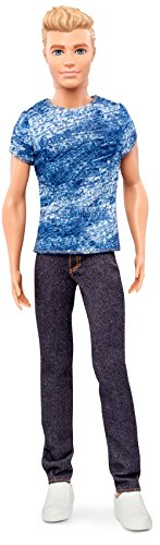 Barbie DGY67 - Ken Fashionista, Multicolore