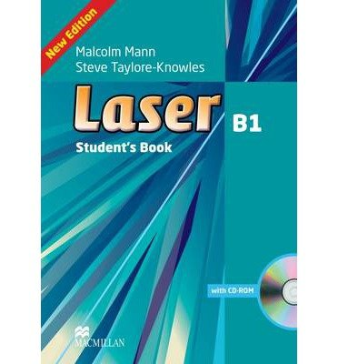 Laser B1 Student's Book and CD ROM Pack (Mixed media product) - Common