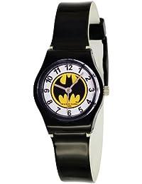 Batman BT52800-017 - Reloj analógico de cuarzo para niño, correa de plástico color negro
