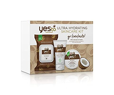 Yes To Coconut Ultra Hydrating Skin Care Kit, 1er Pack(1