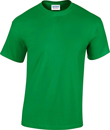 T-Shirt Heavy - Farbe: Irish Green - Größe: XXL (Irish T-shirt)