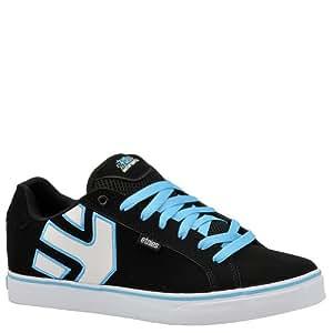 Etnies Chad Reed Fader Black/Blue/White Skate Shoes UK 8.5
