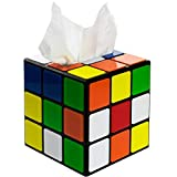 Magic Cube Tissue Box from The Big Bang Theory