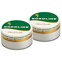 Boroline Ultra Smooth Antiseptic Night Cream, 100gms in Pot Combo pack of 2 (100gms X 2)