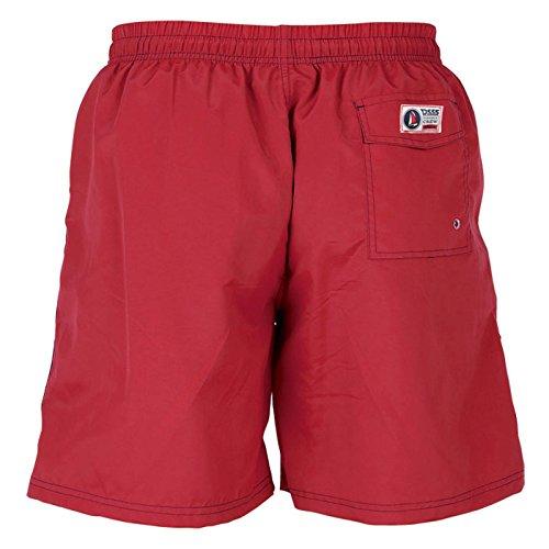 Duke London - Short de Bain Grande Taille Homme Duke 555 Yarrow Rojo