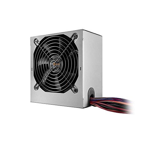 be quiet! System Power B9 Netzteil 450 W ATX Grau - Netzteile (450 W, 200-240 V, 50 Hz, 4 A, Aktiv, 110 W) -
