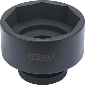 KS Tools 450.0221 Douille 8 pans SW 80 pour écrou de moyeux de roues SCANIA