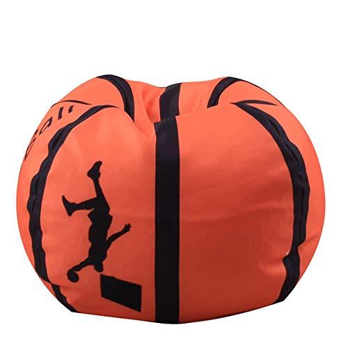 Youngshion Sitzsack/Sitzsack in Kugelform, aus Segeltuch, gefüllt, für Kinder,...