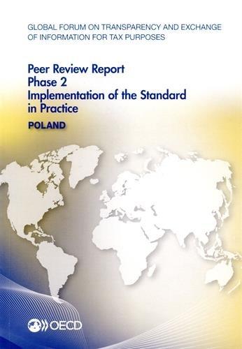 Poland 2015, global forum on transparenc...