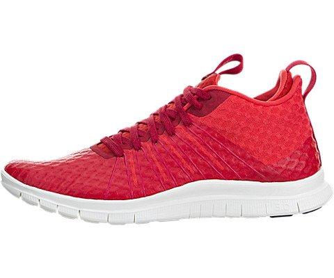 Nike Herren Free Hypervenom 2 FS Fußballschuhe, Rot / Weiß (Gym Red / Lt Crimson-Ivory), 45 1/2 (Nike Free Trainer Rot)