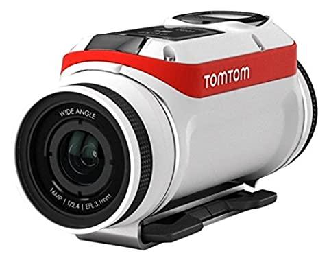 TomTom Bandit Adventure Pack Actionkamera (Inkl. speziellem Zubehör für Ihre