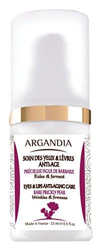 Argandia Soin Anti-âge Yeux/Lèvres 15 ml