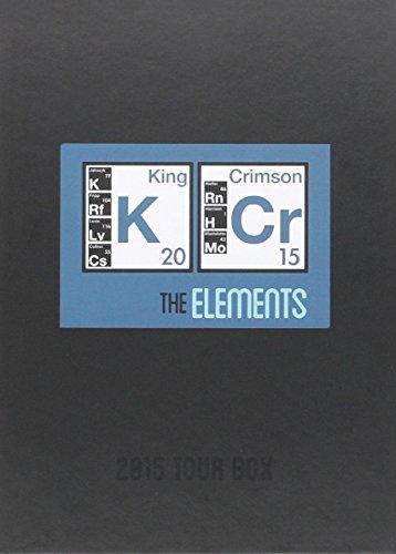 The Elements Tour Box: 2015