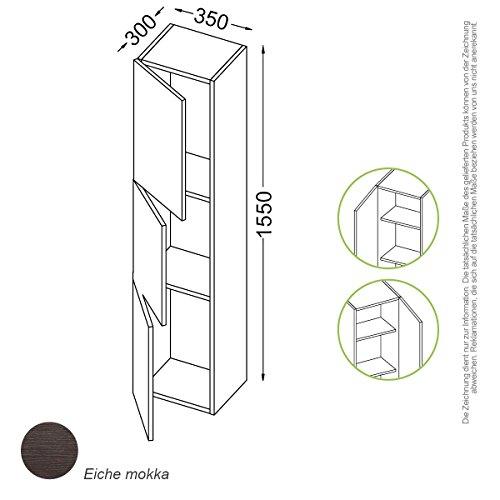 Madrid congelatore 155cm, C011, Destra
