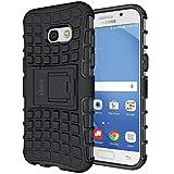 ykooe Coque Galaxy A3 2017, Housse Samsung A3 2017 Case TPU et Béquille Anti-Slip...