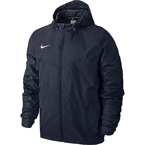 Nike Herren Jacke Sideline Team, Obsidian/White, S, 645480-451