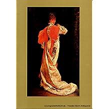 Programmheft zur Münchner Erstaufführung ADRIANA LECOUVREUR von Francesco Cilea. Premiere am 24. März 1984 im Nationaltheater