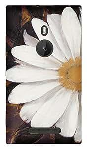 TrilMil Printed Designer Mobile Case Back Cover For Nokia Lumia 925