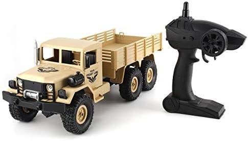 Ballylelly JJRC Q63 1/16 1/16 1/16 2.4G 6WD Longue Vie de la Batterie Off-Road Militaire Trunk Crawler TélécomFemmede Voiture  s Jouets Cadeaux d'anniversaire de | New Style  9a90d0
