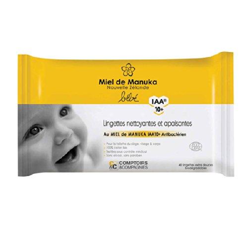 comptoirs-compagnies-lingettes-bebe-au-miel-de-manuka-bio-40-unites