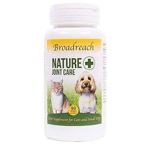 Advanced Hund Gelenk-Nahrungsergänzung - Preisgekrönte Produkt! - All Natural - Extra Stark Formel mit Glucosamin Chondroitin &turmeric für Hunde und Katzen bis 10kgs Hergestellt in UK
